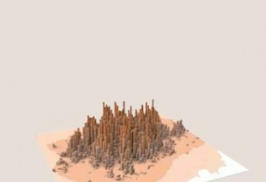 population density in cities