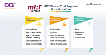 mirt-xpress-functionalities