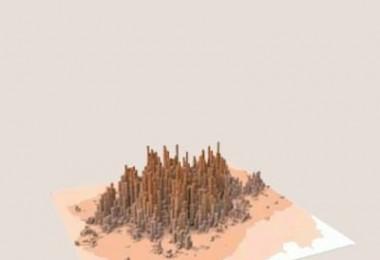 population density in cities